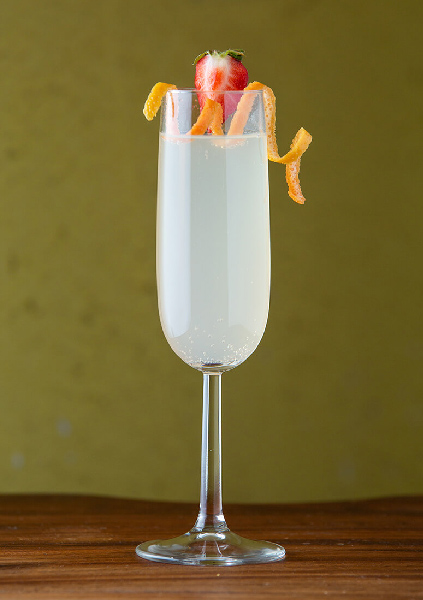 The King of Soho Variorum 75 Cocktail