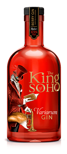 The King of SohoVariorum Gin