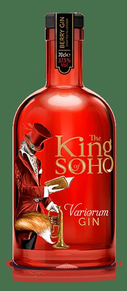 Джин «King Of Soho Variorum Gin»